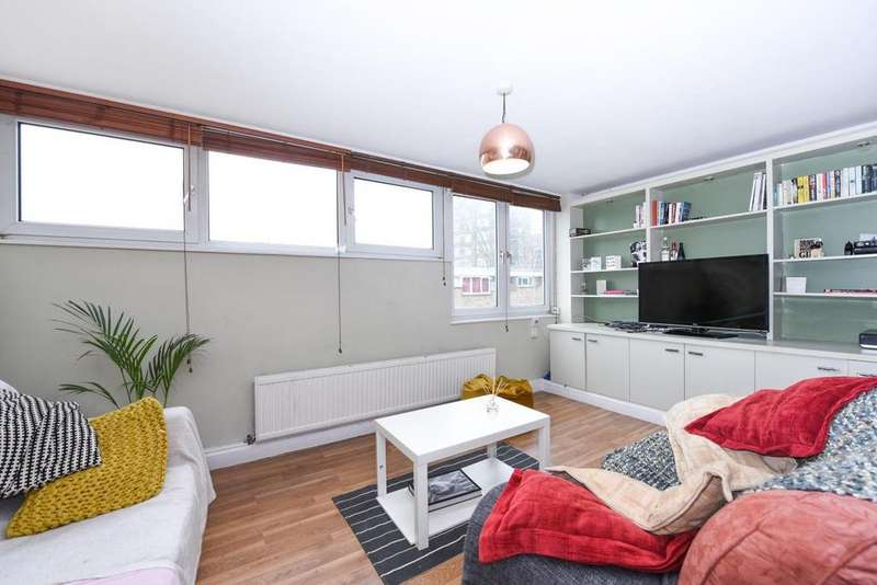 3 Bedrooms Maisonette Flat for sale in New Orleans Walk, Archway