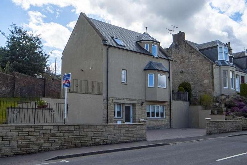 4 Bedrooms Town House for sale in 8 Gartcows Road, Falkirk, Falkirk FK1 5QT
