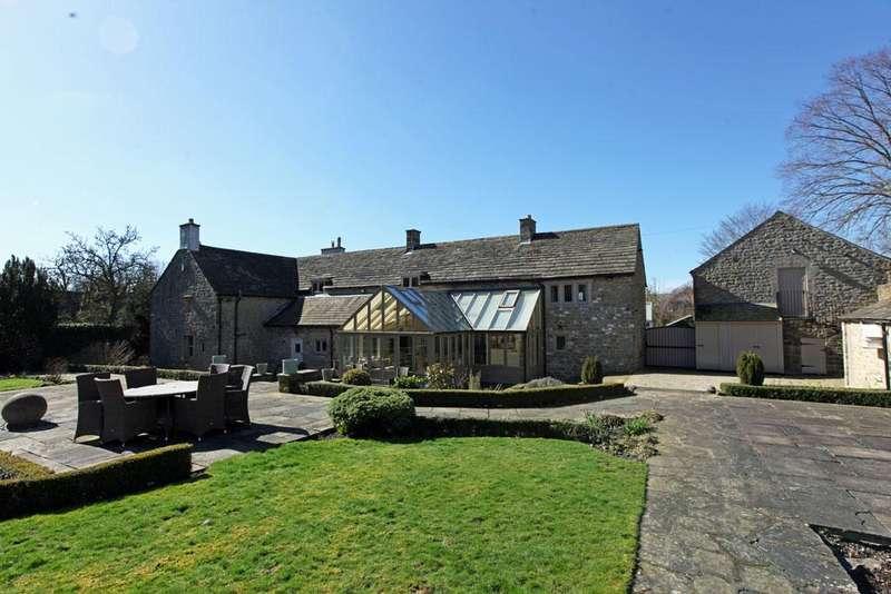 5 Bedrooms Detached House for sale in Rose Hill, School Lane, Baslow, Derbyshire, DE45