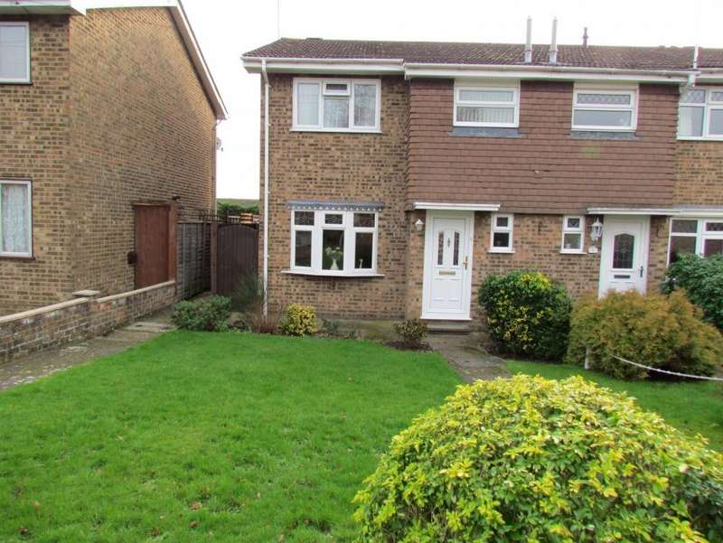 3 Bedrooms Terraced House for sale in Peram close, Turnford, EN10