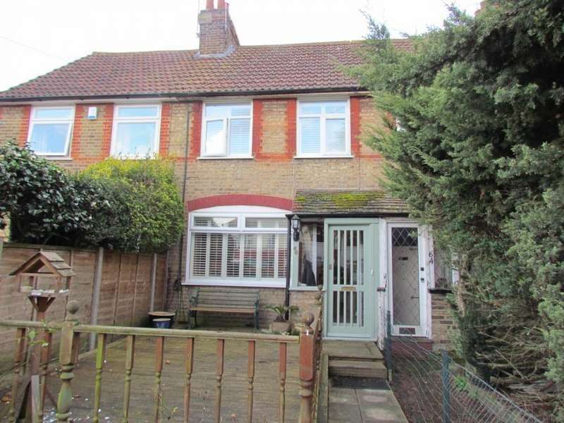 2 Bedrooms Terraced House for sale in Mill Lane, Cheshunt, EN8