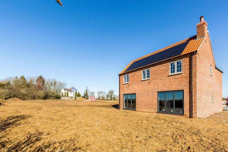 3 Bedrooms Detached House for sale in Goltho Views, Lincoln Road, Goltho, Market Rasen, LN8