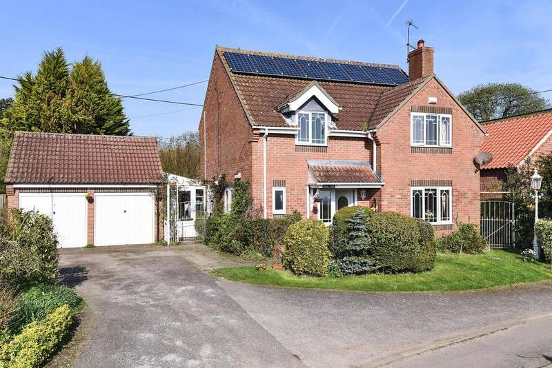 4 Bedrooms Detached House for sale in Church Lane, Thornton, Horncastle, LN9 5JX