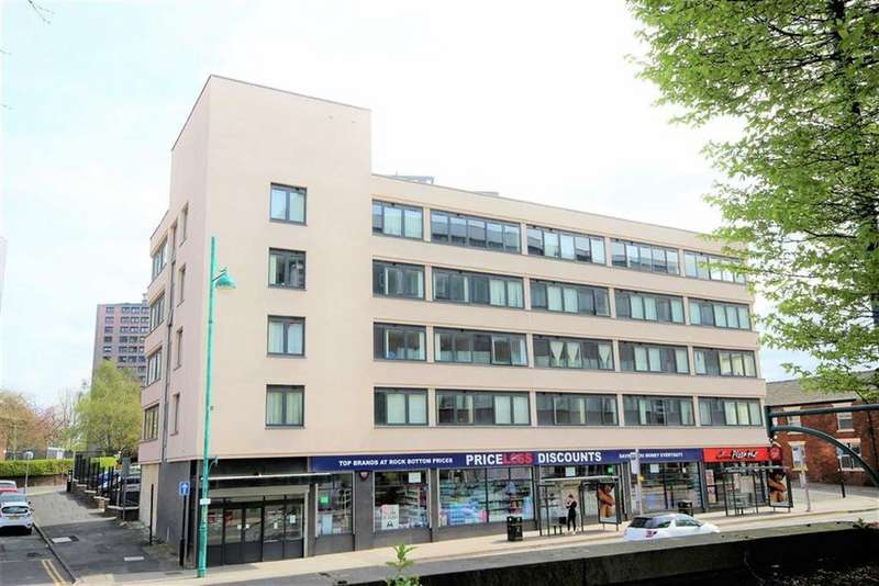 1 Bedroom Flat for sale in Millbrook Street, Stockport, Cheshire