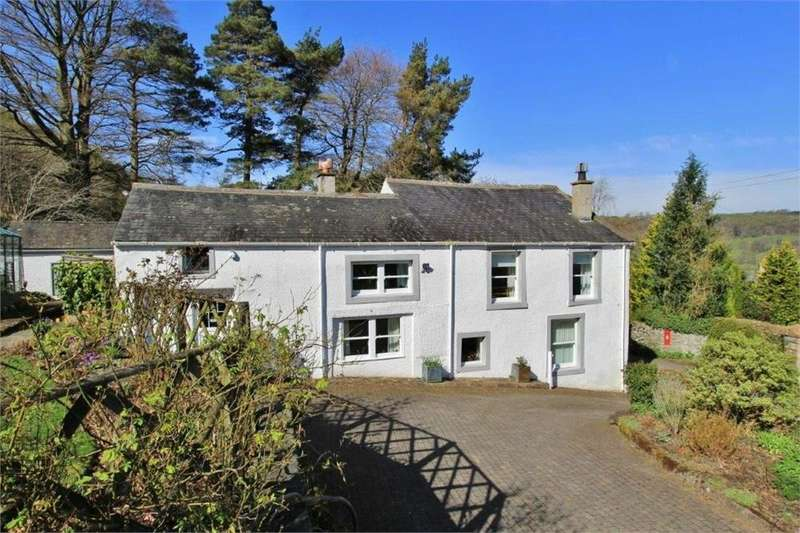 4 Bedrooms Detached House for sale in The Old Vicarage, Routenbeck, Cockermouth, Cumbria