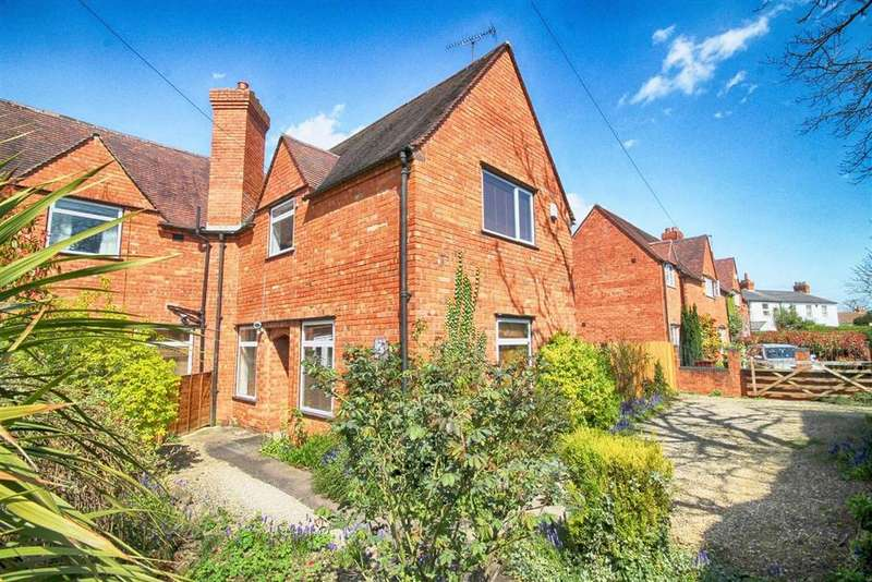 2 Bedrooms Semi Detached House for sale in Byron Road, St Marks, Cheltenham, GL51