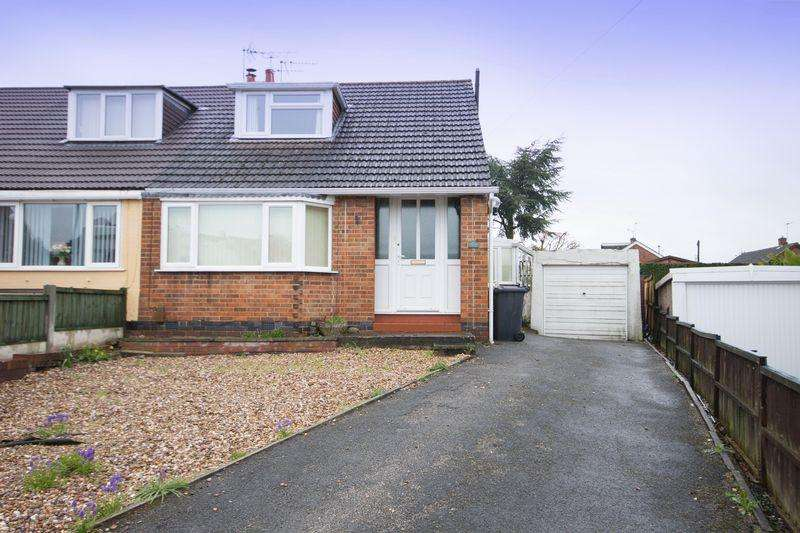 2 Bedrooms Semi Detached House for sale in STONEY LANE, SPONDON