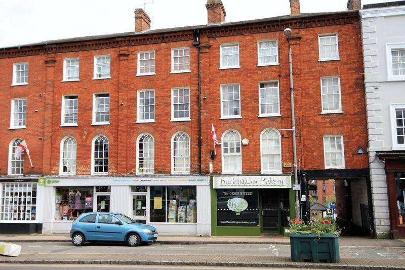 1 Bedroom Apartment Flat for sale in Market Square, Buckingham