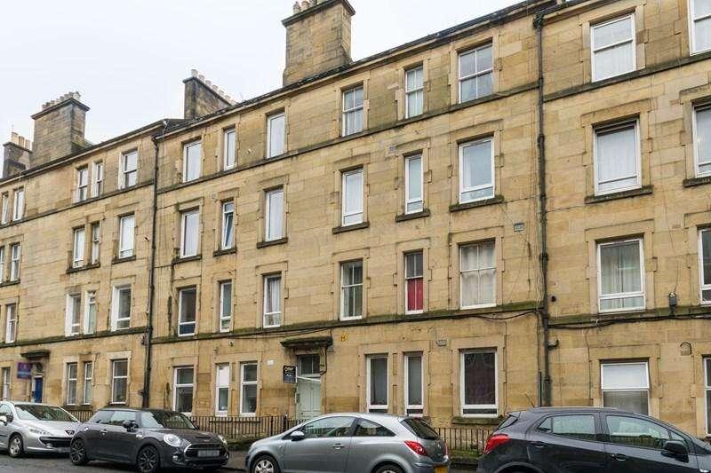 1 Bedroom Property for sale in 14/9, Wardlaw Street, Gorgie, Edinburgh, EH11 1TR