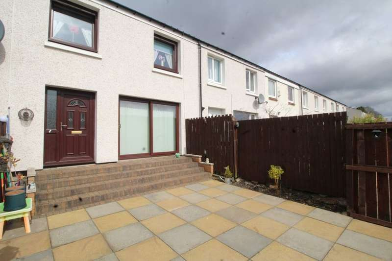 3 Bedrooms Property for sale in Fergus Avenue, Livingston, EH54