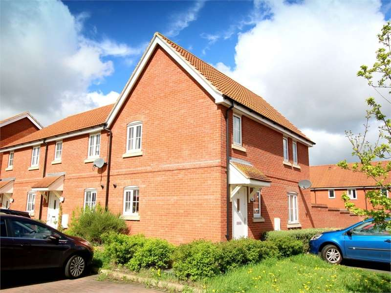 2 Bedrooms End Of Terrace House for sale in Eynesbury, ST NEOTS