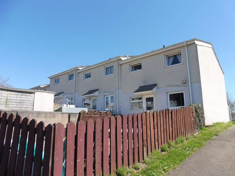 4 Bedrooms End Of Terrace House for sale in Bryn Celyn, Cardiff