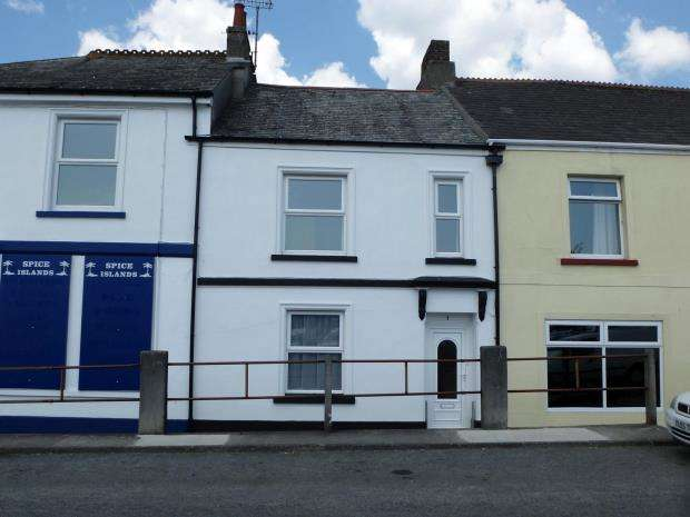 2 Bedrooms Terraced House for sale in Newnham Road, Plymouth, Devon