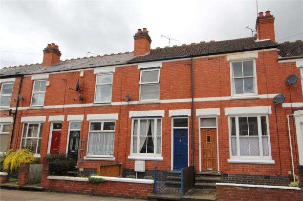 2 Bedrooms Terraced House for sale in Melbourne Road, Coventry, West Midlands