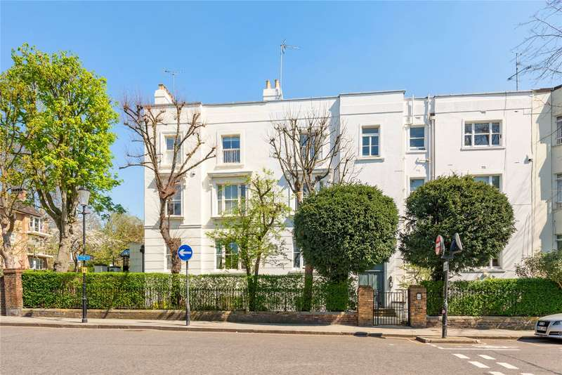 1 Bedroom Flat for sale in Clarendon Lodge, Clarendon Road, Notting Hill, London, W11