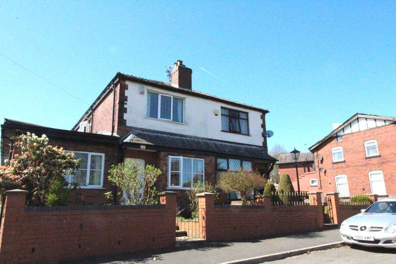 3 Bedrooms Semi Detached House for sale in Knowsley Road, Smithills