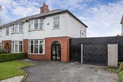 3 Bedrooms Semi Detached House for sale in Rupert Road, Liverpool, Merseyside, England, L36