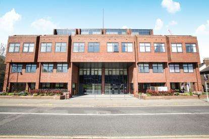 1 Bedroom Flat for sale in The Landmark, Flowers Way, Luton, Bedfordshire