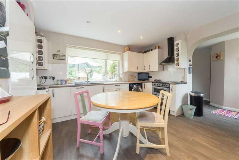 3 Bedrooms Semi Detached House for sale in Santingfield North, Luton