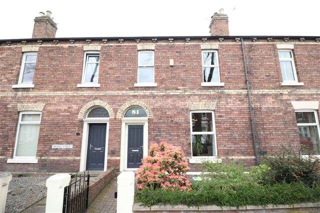 3 Bedrooms Terraced House for sale in Broad Street, Carlisle, Cumbria, CA1 2AQ