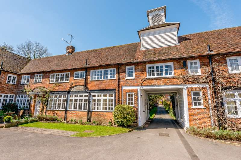 2 Bedrooms Terraced House for sale in Wonersh