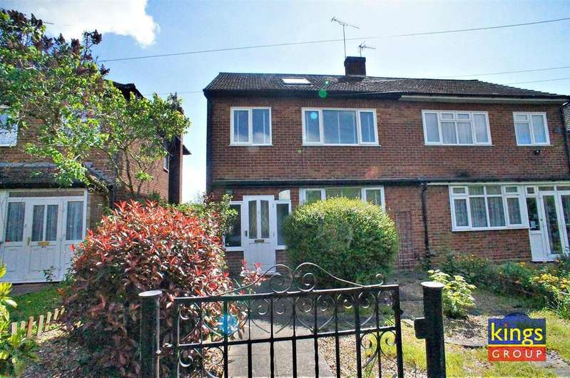 5 Bedrooms Semi Detached House for sale in Crooked Mile, Waltham Abbey-5 Bedroom House