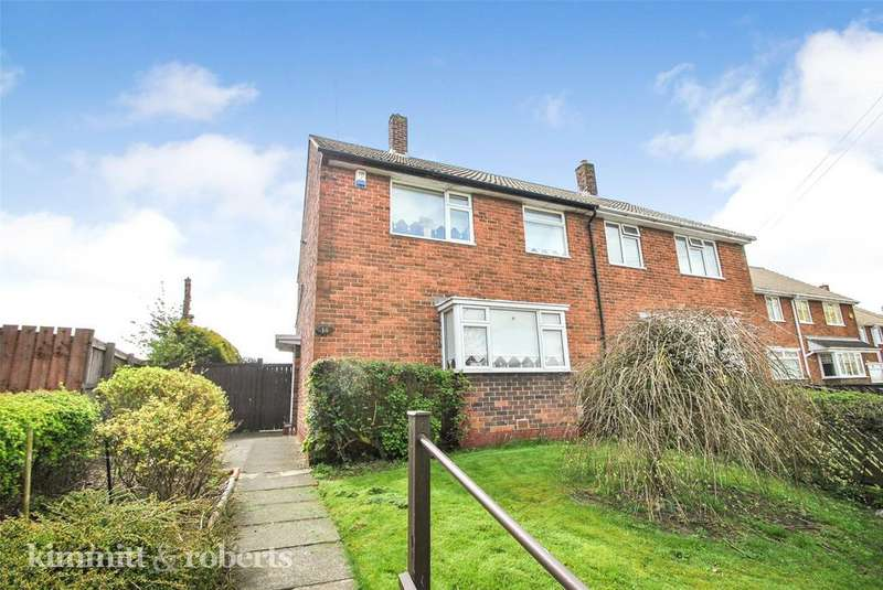 3 Bedrooms Semi Detached House for sale in Leyburn Grove, Houghton le Spring, Tyne and Wear, DH4