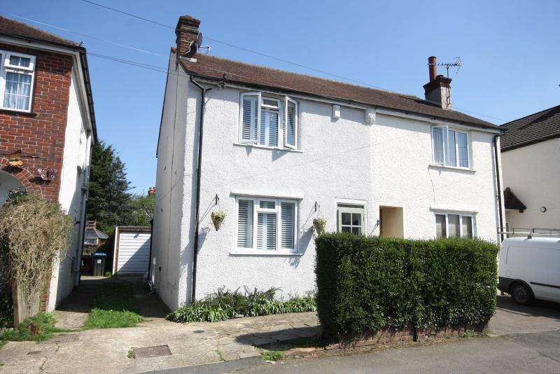 2 Bedrooms Semi Detached House for sale in Warlingham, Surrey