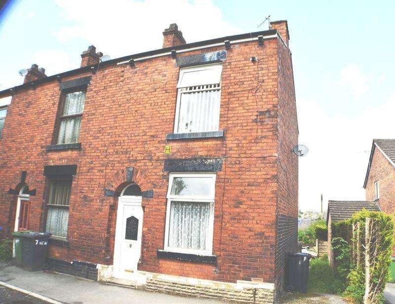 2 Bedrooms Terraced House for sale in New Street, Stalybridge