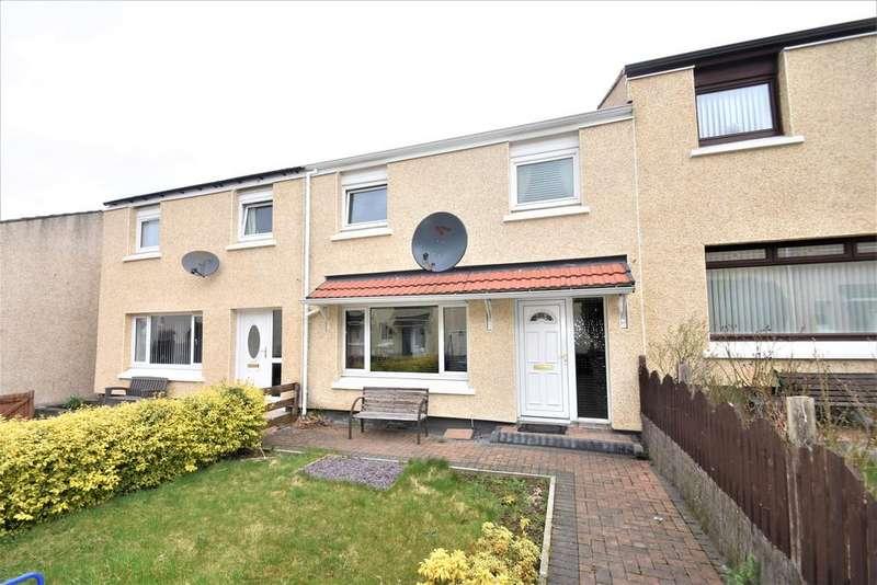 3 Bedrooms Terraced House for sale in Tweed Lane, Motherwell ML1