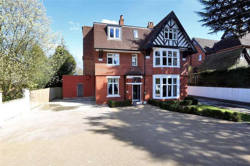7 Bedrooms Detached House for sale in Frant Road, Tunbridge Wells, Kent, TN2