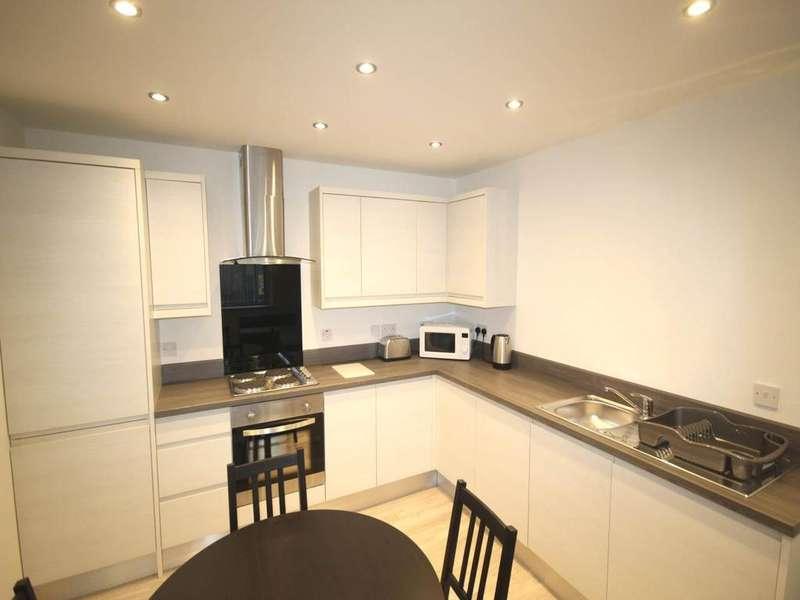 2 Bedrooms Flat for rent in 26-30 Sunbridge Road, City Centre, Bradford
