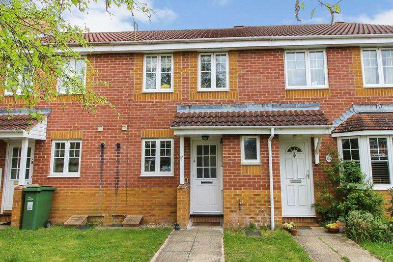 2 Bedrooms Terraced House for sale in Buttercup Place, Thatcham