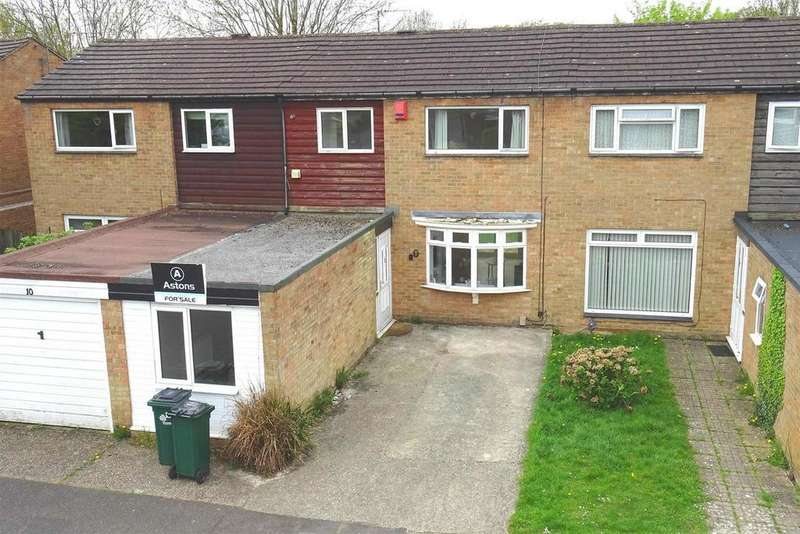 4 Bedrooms Terraced House for sale in Swaledale Close, Southgate West