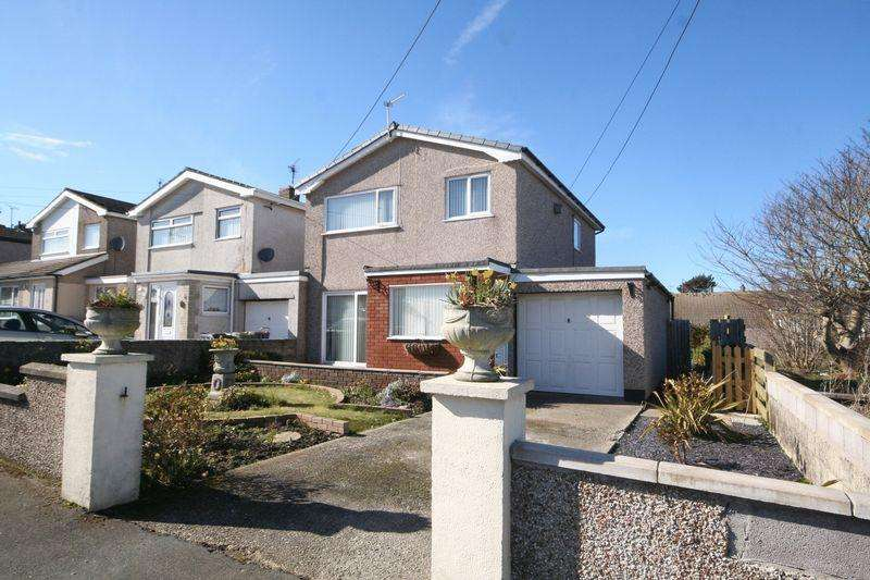 3 Bedrooms Detached House for sale in Holyhead, Anglesey