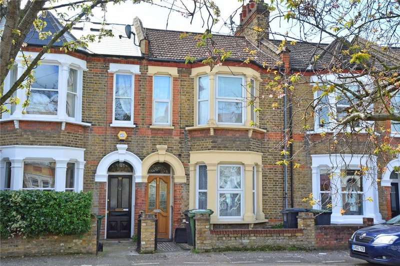 3 Bedrooms Terraced House for sale in Leahurst Road, Hither Green, London, SE13