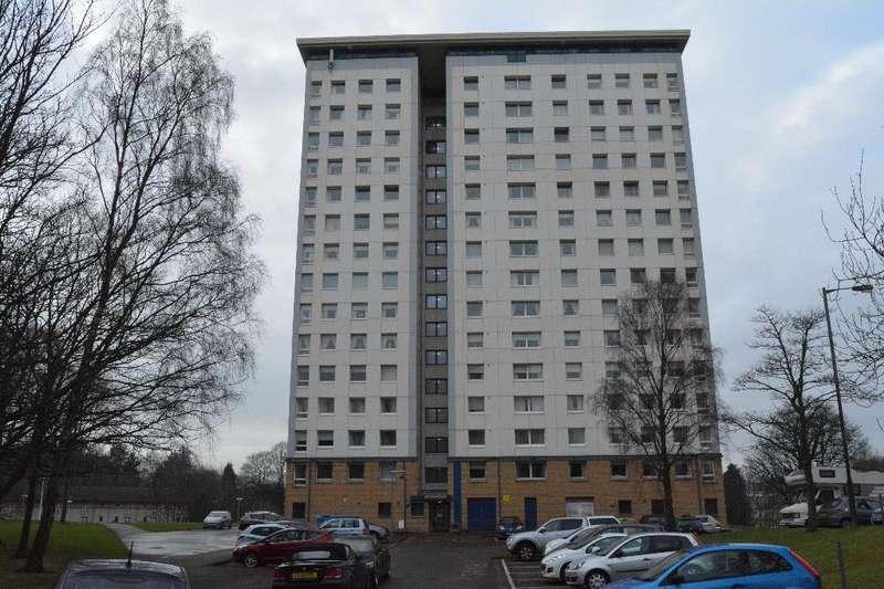 2 Bedrooms Flat for sale in Eastburn Tower, Falkirk, Falkirk, FK1 1TX