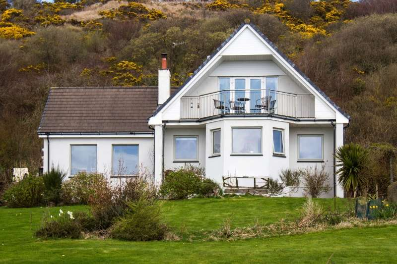 4 Bedrooms Detached House for sale in Kildonan, Kildonan, Isle of Arran, North Ayrshire, KA27 8SE