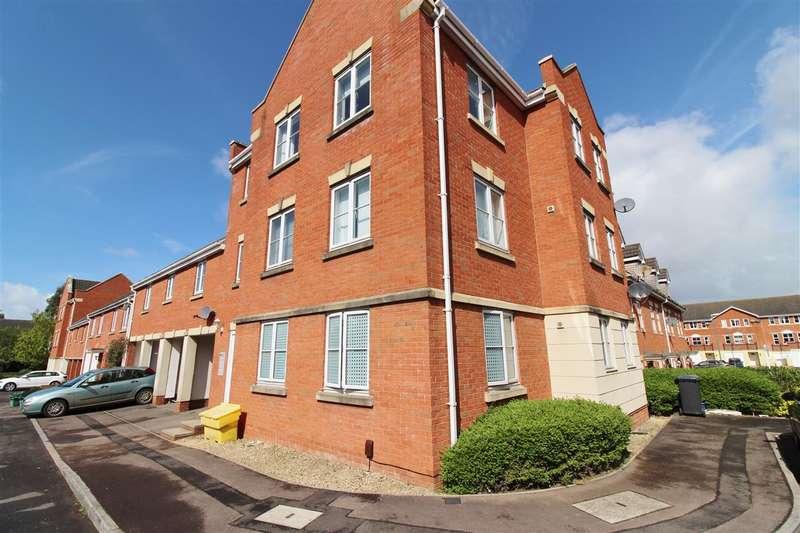 2 Bedrooms Apartment Flat for sale in Julius Close, Bristol