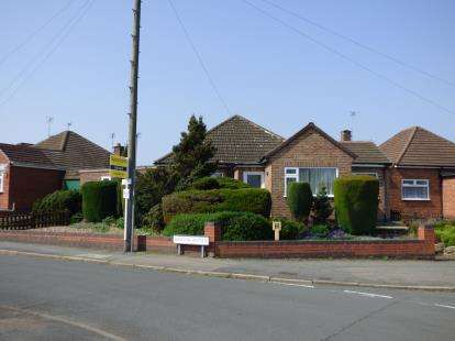 4 Bedrooms Bungalow for sale in Merton Avenue, Syston, Leicester, Leicestershire