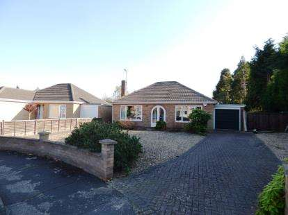 2 Bedrooms Bungalow for sale in Sherwood Drive, Spalding, Lincolnshire, United Kingdom