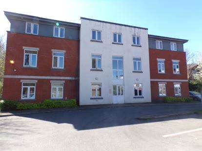 2 Bedrooms Flat for sale in Barlow Moor Road, Manchester, Greater Manchester