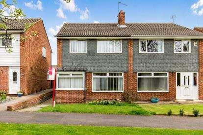 3 Bedrooms Semi Detached House for sale in Ketton Avenue, Darlington, County Durham, Darlington
