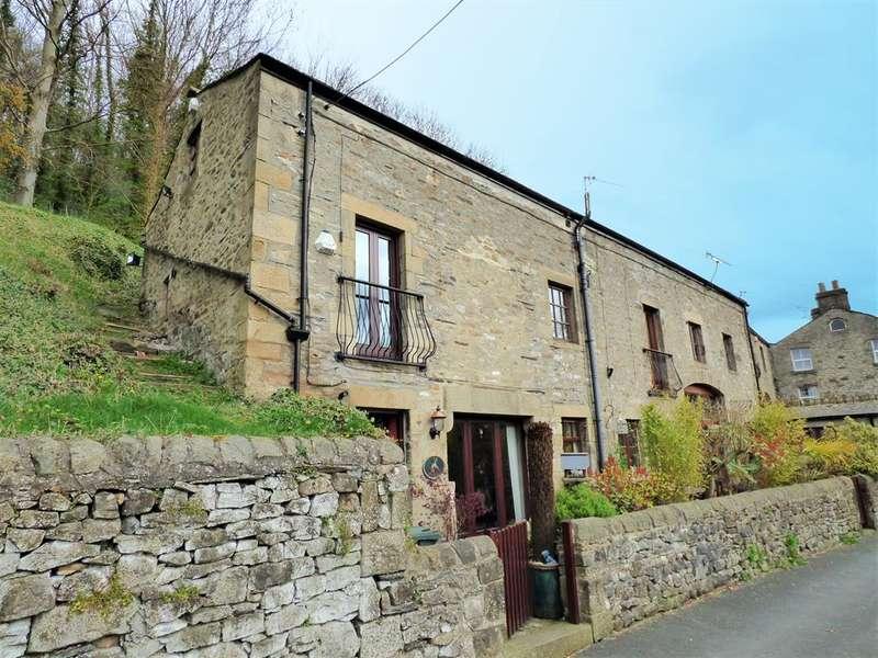 2 Bedrooms Terraced House for sale in Old Stables, Castlebergh Lane, Settle