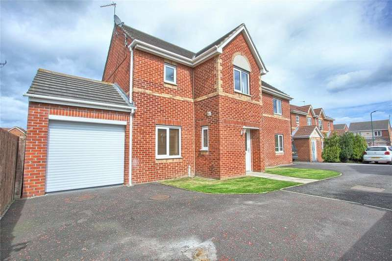 5 Bedrooms Detached House for sale in Didcot Close, Redcar
