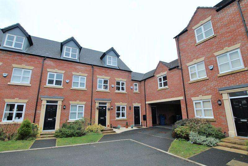 3 Bedrooms Terraced House for sale in Moniven Close, Edgewater Park, Latchford, WA4 1NZ