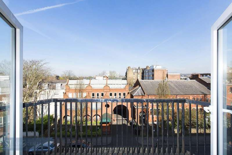 2 Bedrooms Apartment Flat for sale in Marlborough Place, St Johns Wood, NW8