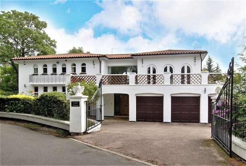 4 Bedrooms Detached House for sale in Totteridge Village, Totteridge, London