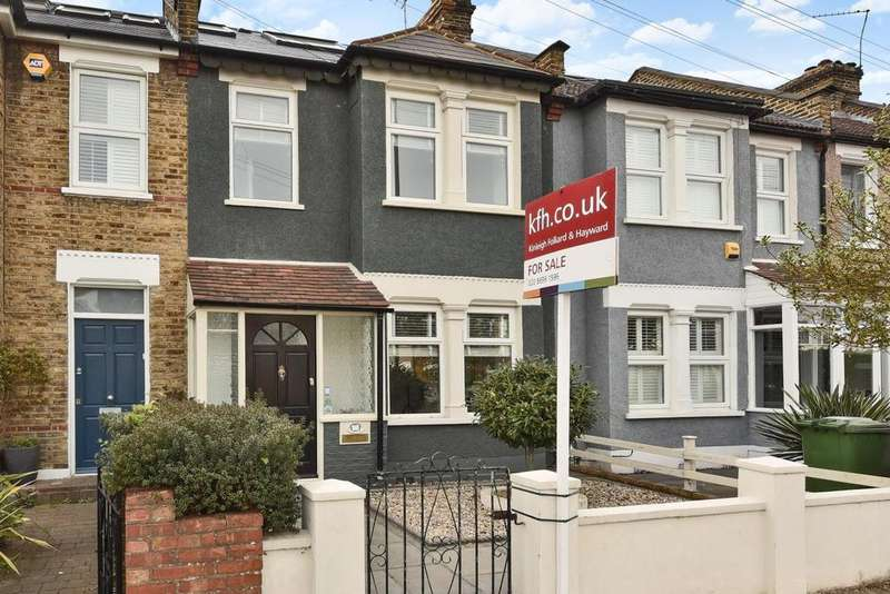 3 Bedrooms Terraced House for sale in Kemble Road, Forest Hill