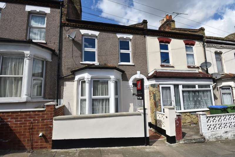 3 Bedrooms Terraced House for sale in Tewson Road London SE18